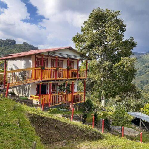 Hostal El Encanto de Alejandra - Pijao Trail